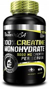 BioTech USA 100% Creatine Monohydrate (100гр)