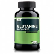 Optimum Nutrition Glutamine Caps 1000 mg (120капс)