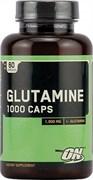 Optimum Nutrition Glutamine Caps 1000 mg (60капс)
