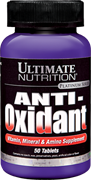 Ultimate Nutrition Anti-Oxidant (50таб)
