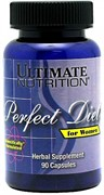 Ultimate Nutrition Perfect Diet for Women (90капс)