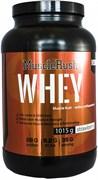 Muscle Rush Whey (1015гр)