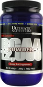 Ultimate Nutrition BCAA 12000 Powder (400гр)