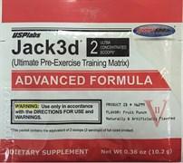 Usplabs Jack3d Advanced Formula (1 порция) пробник