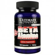 Ultimate Nutrition - Beta Alanine 750mg (100капс)