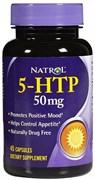 Natrol - 5-HTP 50mg (45капс)