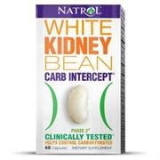 Natrol - White Kidney Bean Carb Intercept TM Phase 2+ Cr (120капс)