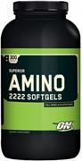 Optimum Nutrition Superior Amino 2222 Softgels (300гел.капс)