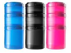 BlenderBottle - ProStak Expansion Pak Full Color (3 контейнера)