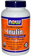 NOW - Inulin Powder Pure Fos (227гр)