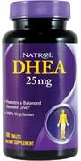 Natrol - DHEA 25 mg (180таб)