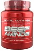 Scitec Nutrition - Beef Aminos (500таб)