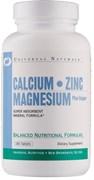 Universal Nutrition Calcium Zinc Magnesium (100таб)