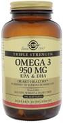 Solgar Omega 3 950mg (100капс)