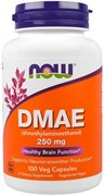 NOW - DMAE 250 mg (100капс)