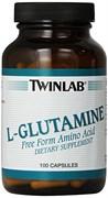 Twinlab L-Glutamine Caps 500mg (100капс)