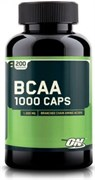 Optimum Nutrition BCAA 1000 (200капс)