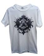 QNT футболка (белый)