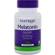 Natrol - Melatonin 5mg (60таб)