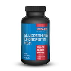 Prolab Glucosamine & Chondroitin & MSM (90таб) - фото 4615