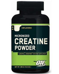 Optimum Nutrition Micronized Creatine Powder (300гр) - фото 4717