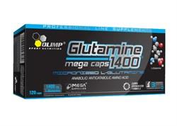 Olimp L- Glutamine Mega Caps (120капс) - фото 4740