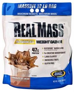 Gaspari Nutrition - Real Mass Advance Gainer (5480гр) - фото 4782