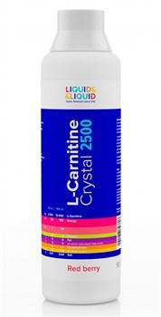 LIQUID & LIQUID - L-Carnitine Crystal 2500 (500 мл) - фото 4828