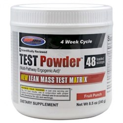 Usplabs Test Powder (240гр) - фото 5013
