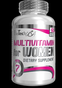 BioTech USA Multivitamin for Women (60таб) - фото 5024