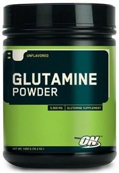 Optimum Nutrition Glutamine Powder (1000гр) - фото 5080