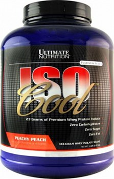 Ultimate Nutrition - IsoCool (2270гр) - фото 5112