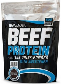 BioTech USA Beef Protein (500гр) - фото 5119