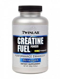 Twinlab Creatine Fuel Powder (300гр) - фото 5171