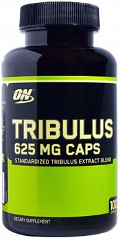 Optimum Nutrition Tribulus 625 Caps (100капс) - фото 5180