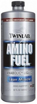 Twinlab Amino Fuel Liquid (948мл) - фото 5217