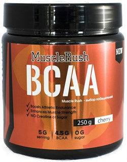 Muscle Rush BCAA (250гр) - фото 5225