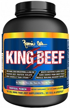 Ronnie Coleman - King Beef (1750гр) - фото 5502