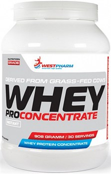 WESTPHARM - Whey Pro Concentrate (908гр) - фото 5525