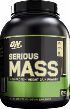 Optimum Nutrition Serious Mass (2727гр) - фото 5751