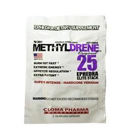 Cloma Pharma - Methyldrene Elite (1 порция) пробник - фото 5793