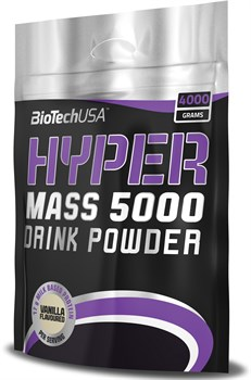 BioTech USA Hyper Mass 5000 (4000гр) - фото 6485