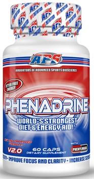 APS - Phenadrine (60капс) - фото 6524