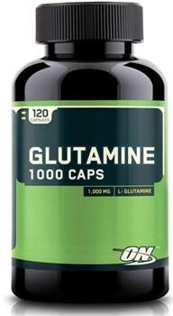 Optimum Nutrition Glutamine Caps 1000 mg (120капс) - фото 6950