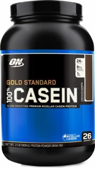 Optimum Nutrition 100% Casein Protein (908гр) - фото 6962