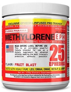Cloma Pharma - Methyldrene EPH (270гр) - фото 7670