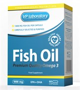 VP Laboratory Fish Oil (60капс)