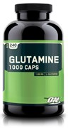 Optimum Nutrition Glutamine Caps 1000 mg (240капс)