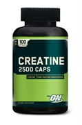 Optimum Nutrition Creatine 2500 Caps (100капс)
