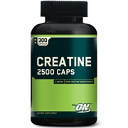 Optimum Nutrition Creatine 2500 Caps (300капс)